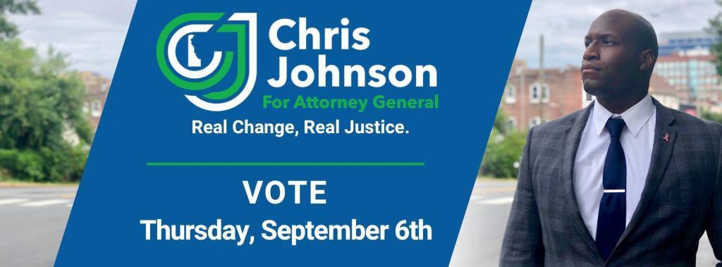 Chris Johnson for Attorney General