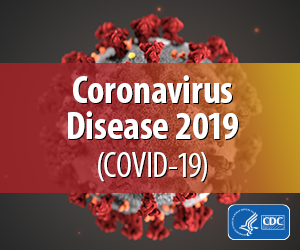 Coronavirus CDC website